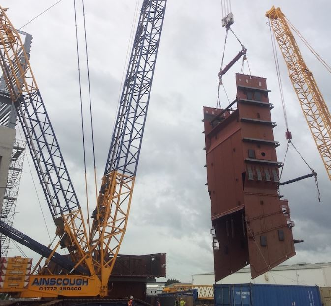 Rope and Sling Targets Heavy-Lift Marketplace