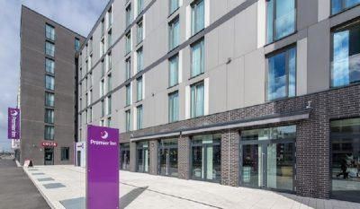 Arora Group and Whitbread Announced That They Have Completed a New Premier Inn Hotel