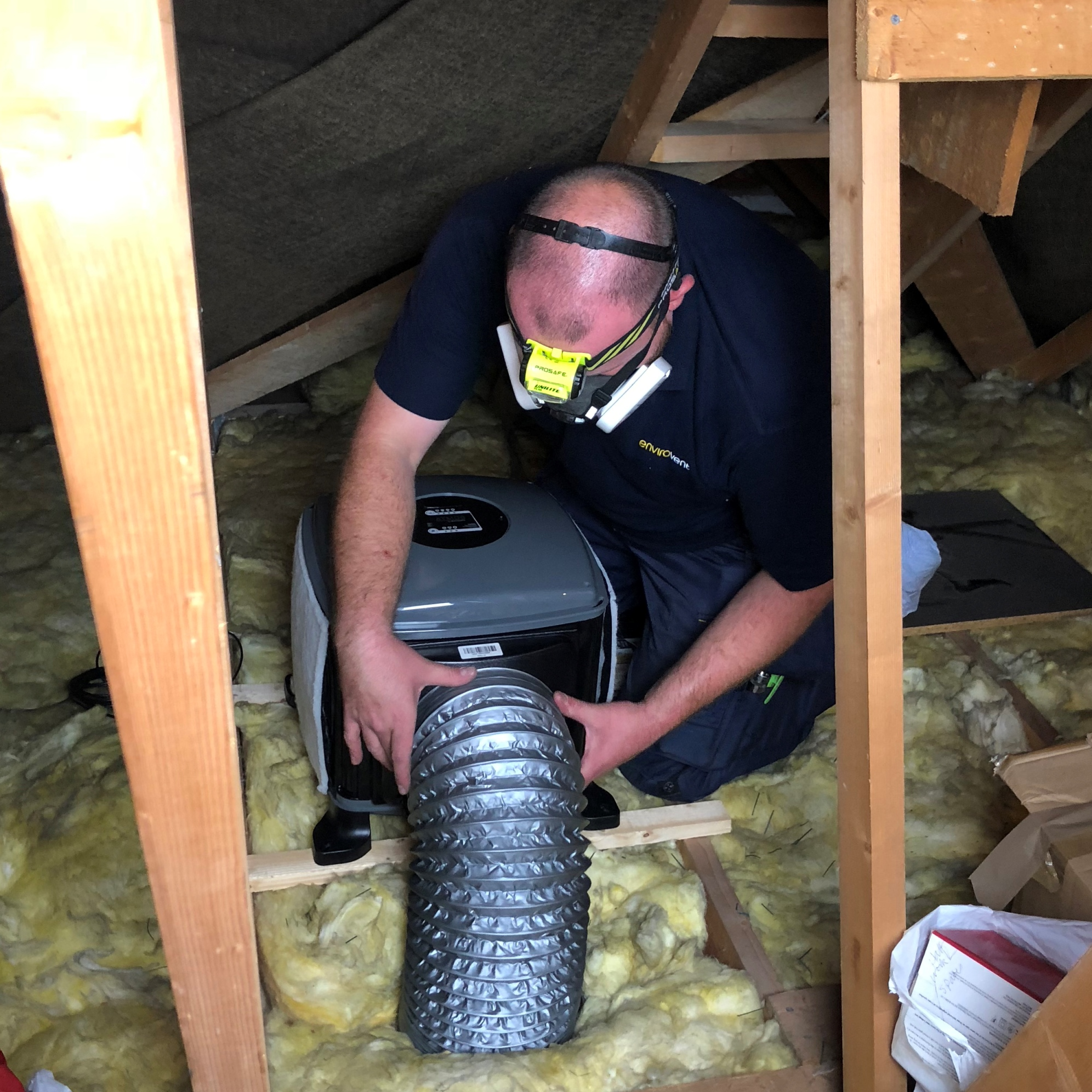ISLE OF ANGLESEY COUNCIL BECOMES FIRST TO SPECIFY NEW ATMOS VENTILATION UNITS