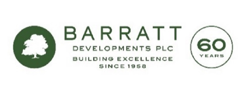 Barratt Developments Scotland Receives Maximum Rating from Customers