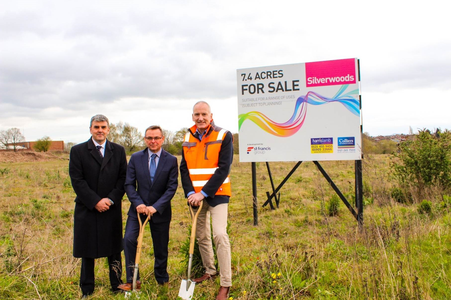 St Francis Group announces further land sale in Kidderminster