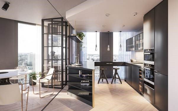 ONE CROWN PLACE RELEASES SOUTH RESIDENCES