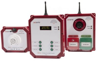 Biosite Announce The Release Of New Fire Alarm System
