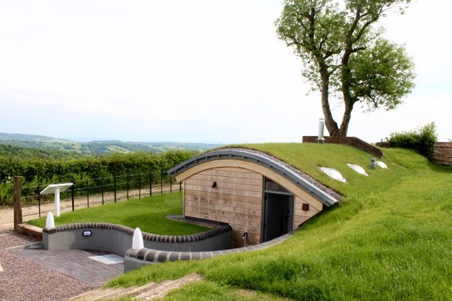 Alumasc protection helps former World War II decoy bunker become a holiday home