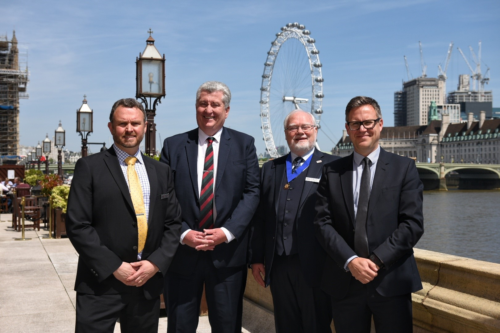 CABE MEMBERS VOTE IN FAVOUR OF  CHARTERED ENGINEER STATUS