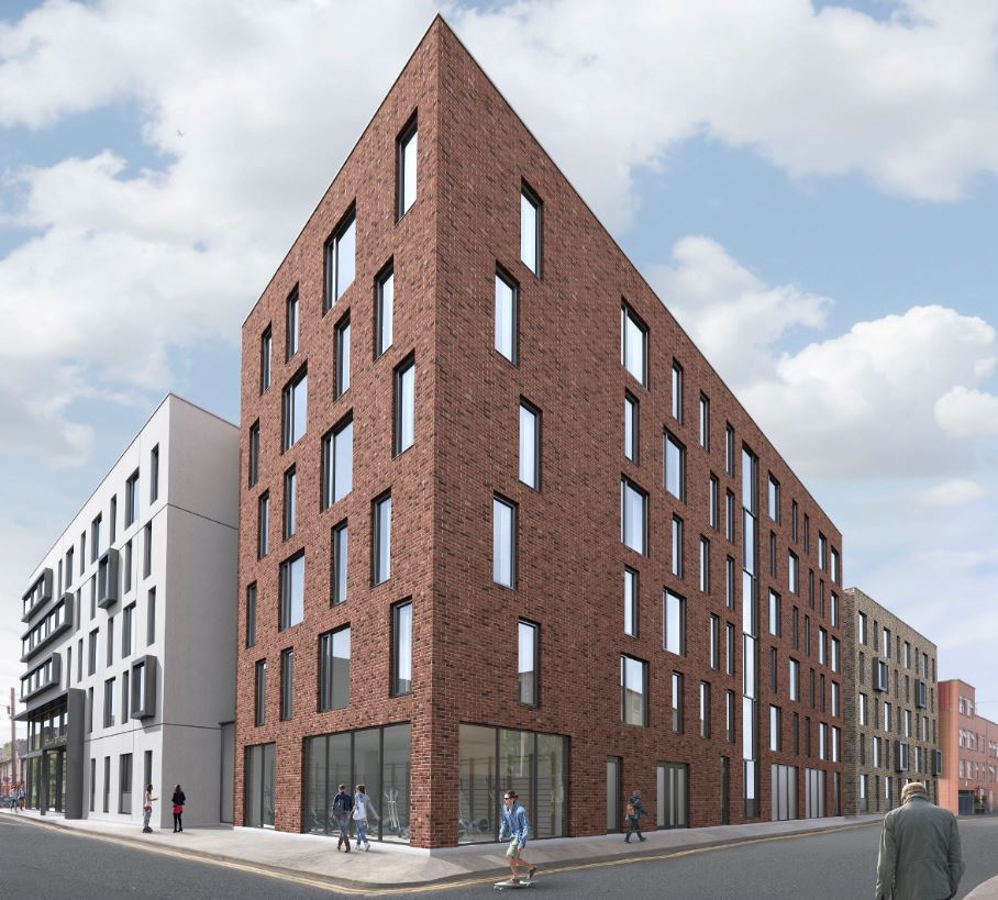Crosslane Student Developments Secures conditional planning consent for new purpose-built 207-bed student accommodation development in Dublin