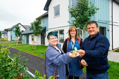 Groundbreaking FitHome Development Welcomes Its First Tenants
