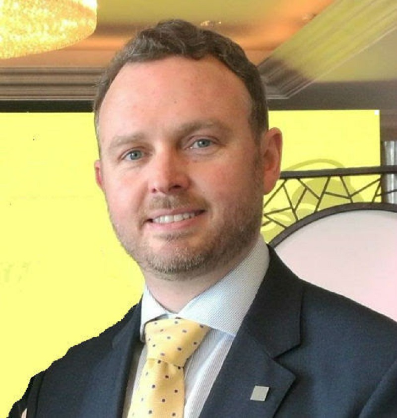 Gavin Dunn Appointed as CEO of Chartered Association of Building Engineers