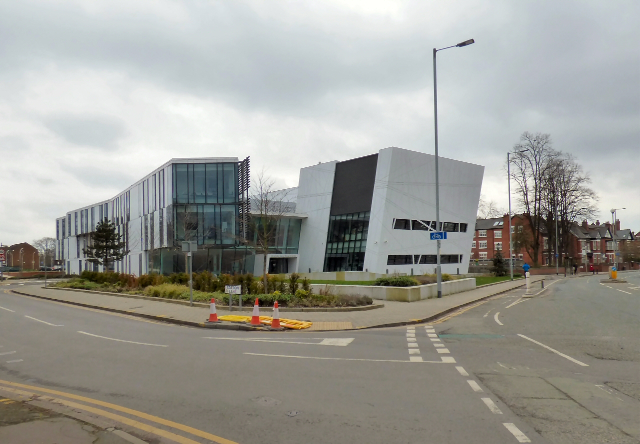 Manchester Welcomes UK's First NHS PBT Centre