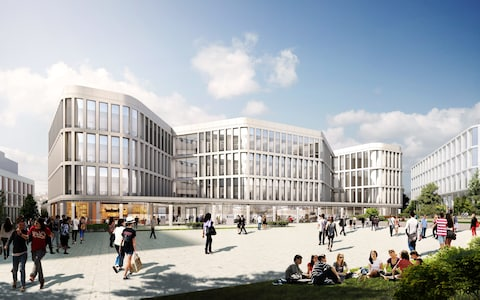 Global architecture company to create a new home for Engineering at University of Glasgow