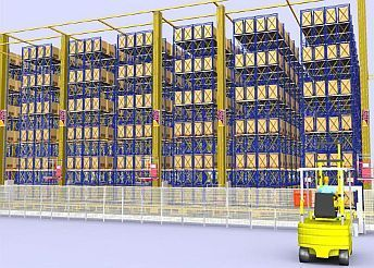 What is an automated storage and retrieval system (AS/RS)?