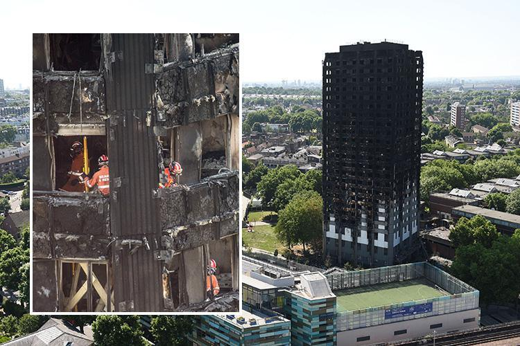 Cladding tests show moisture may have sped up Grenfell flames