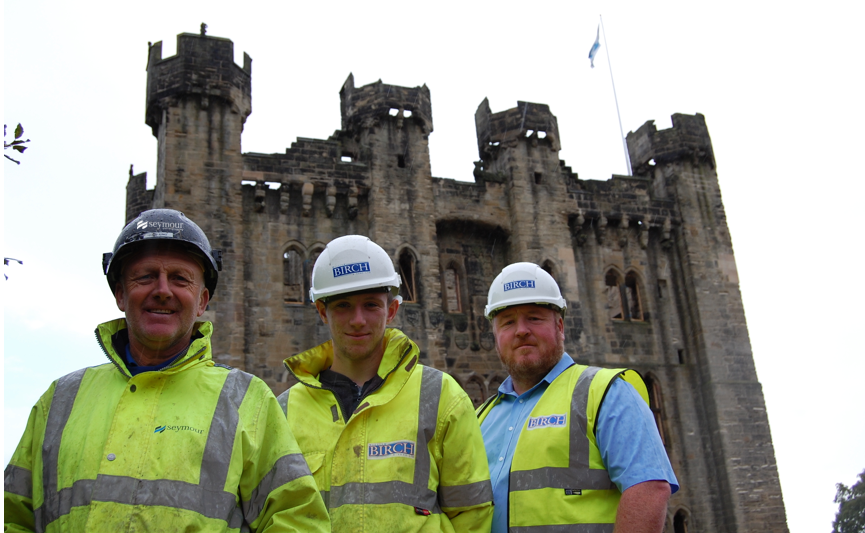 Construction firms join forces to bring history to life in Sunderland