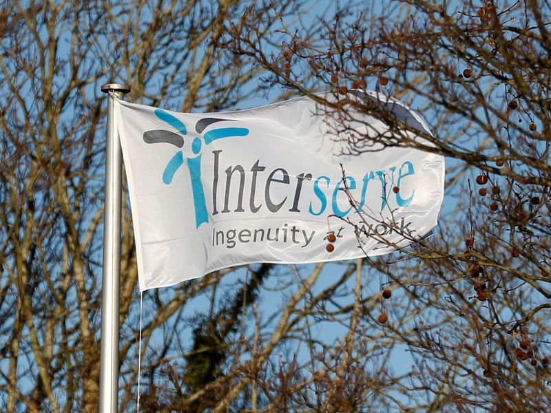 INTERSERVE THRASHES OUT A RESCUE DEAL WITH ITS CREDITORS