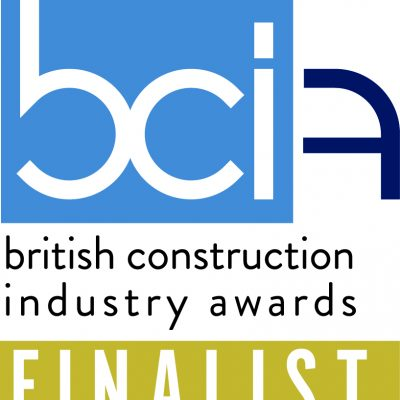 Invisible Connections Shortlisted for British Construction Industry Awards