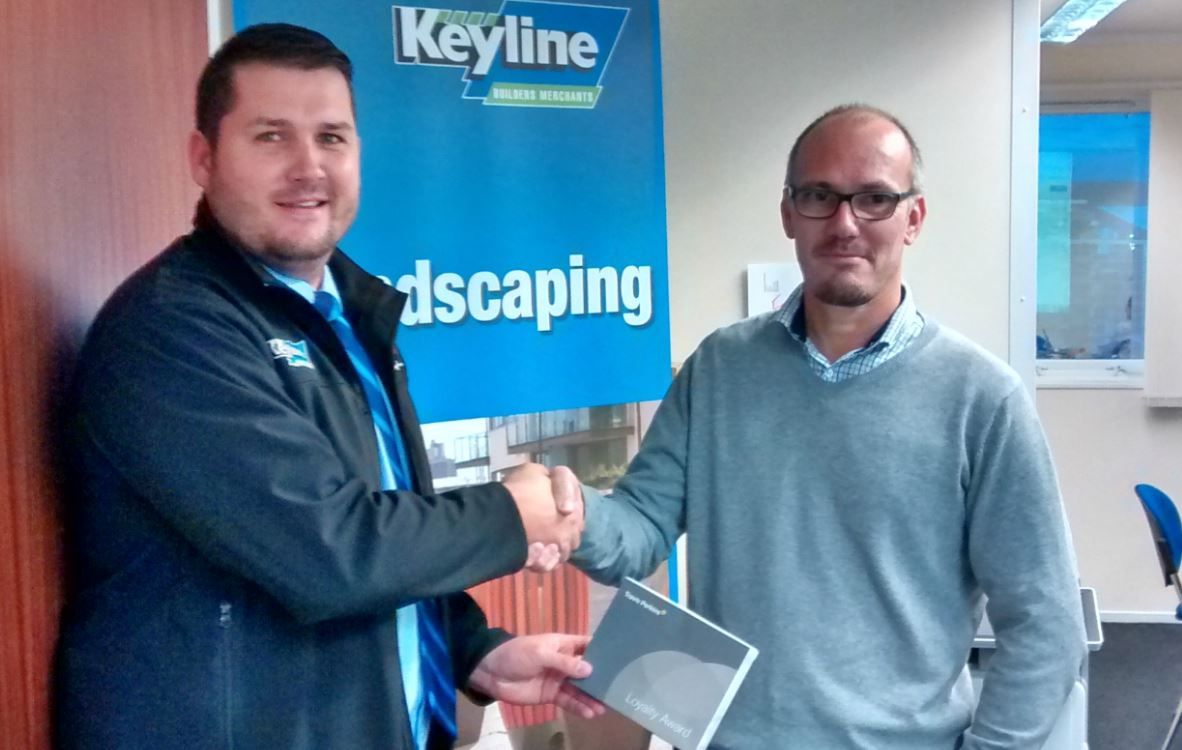 Keyline continues to honour employees' long-service
