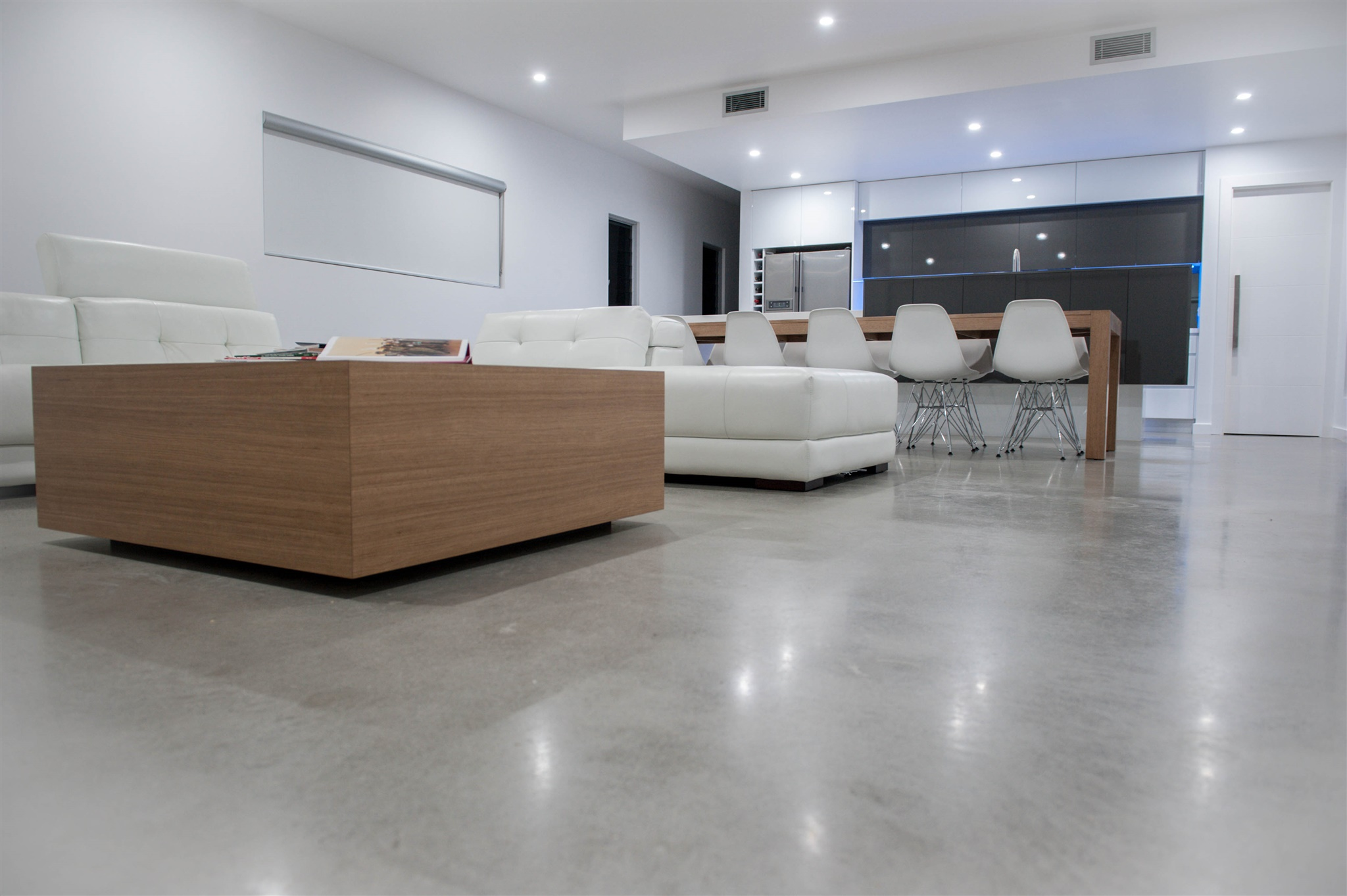 The Benefits of Polished Concrete Floors