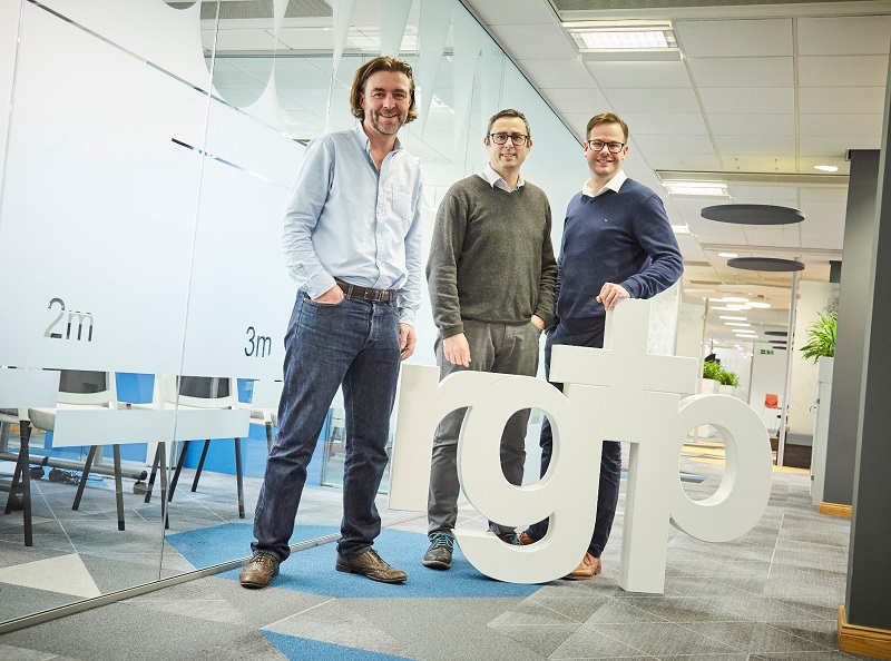 rg+p Open New Leicester Office