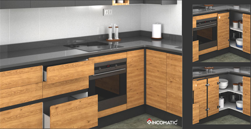 Top trends for 2019 in smart contemporary kitchen design