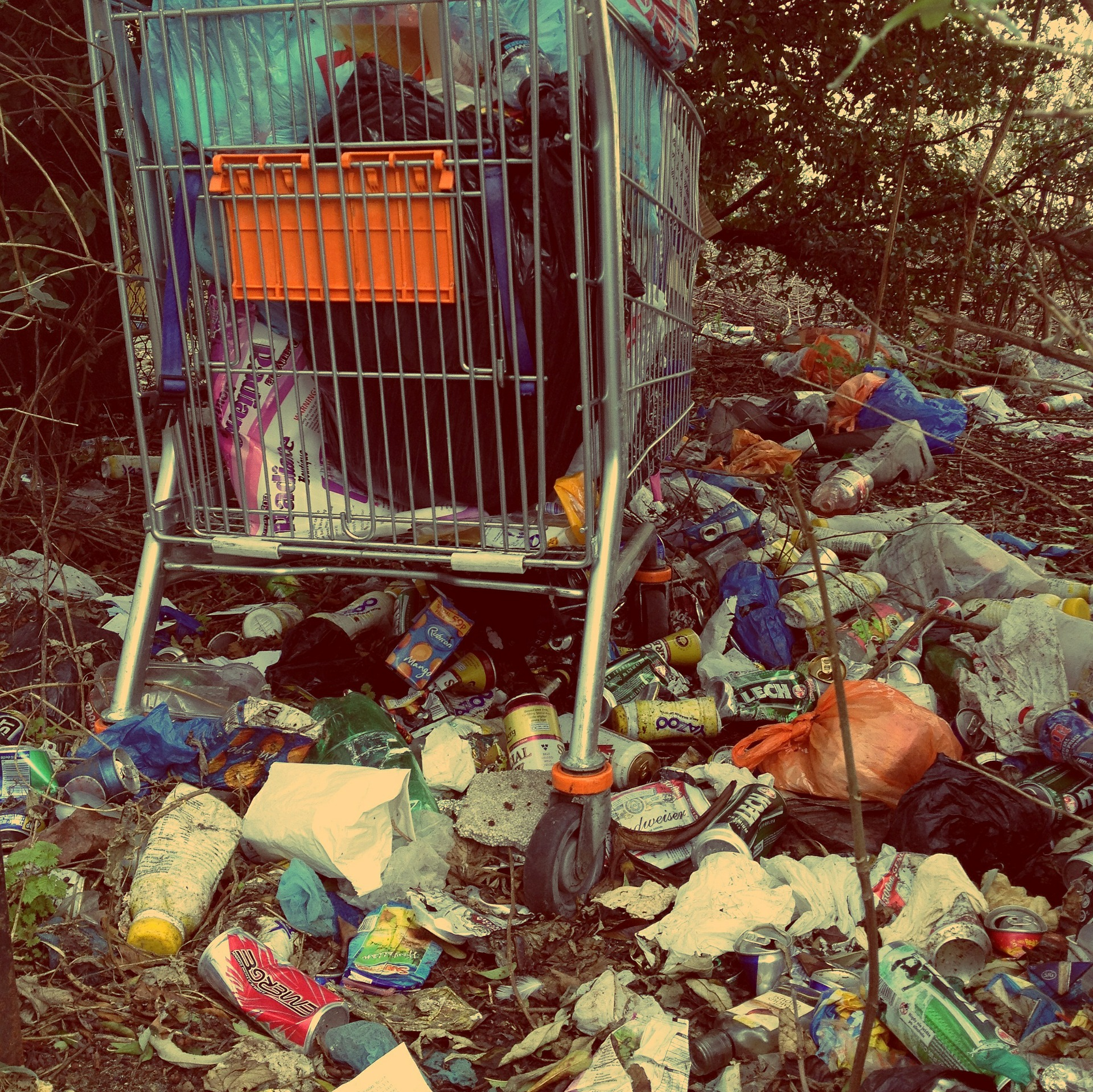 Steps to take when a victim of fly-tipping