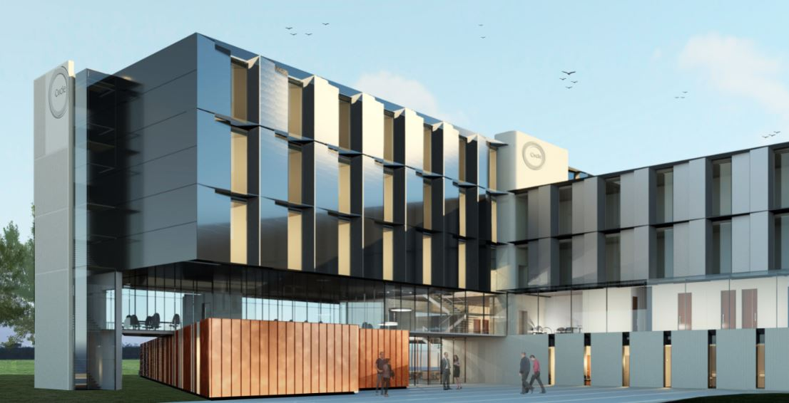 SIMONS GROUP TAKES ON PHASE 2 OF SECOND LARGEST PRIVATE HOSPITAL IN UK