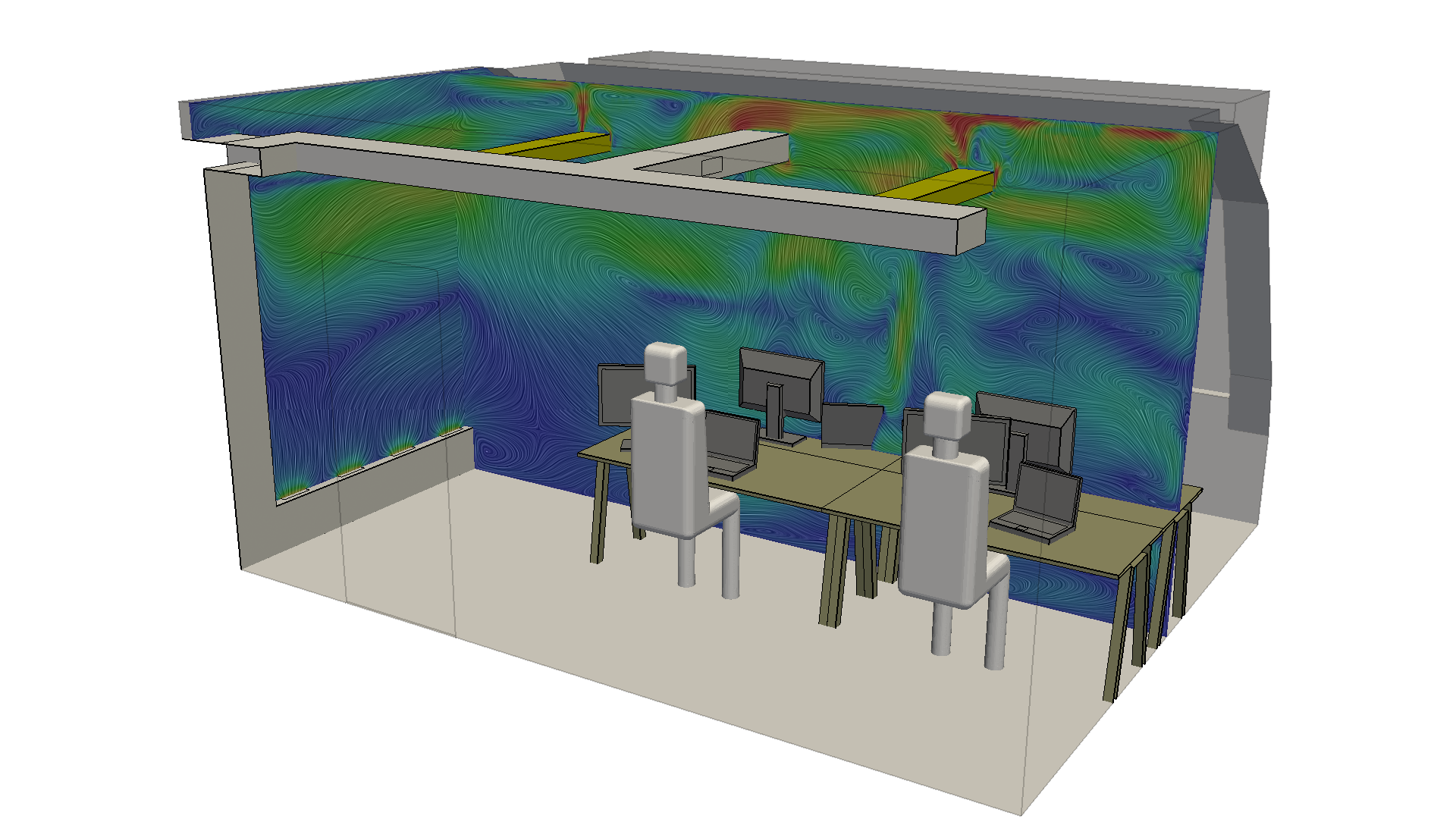 SimScale Announces a Free Webinar on Using Computational Fluid Dynamics for Air Conditioning Design