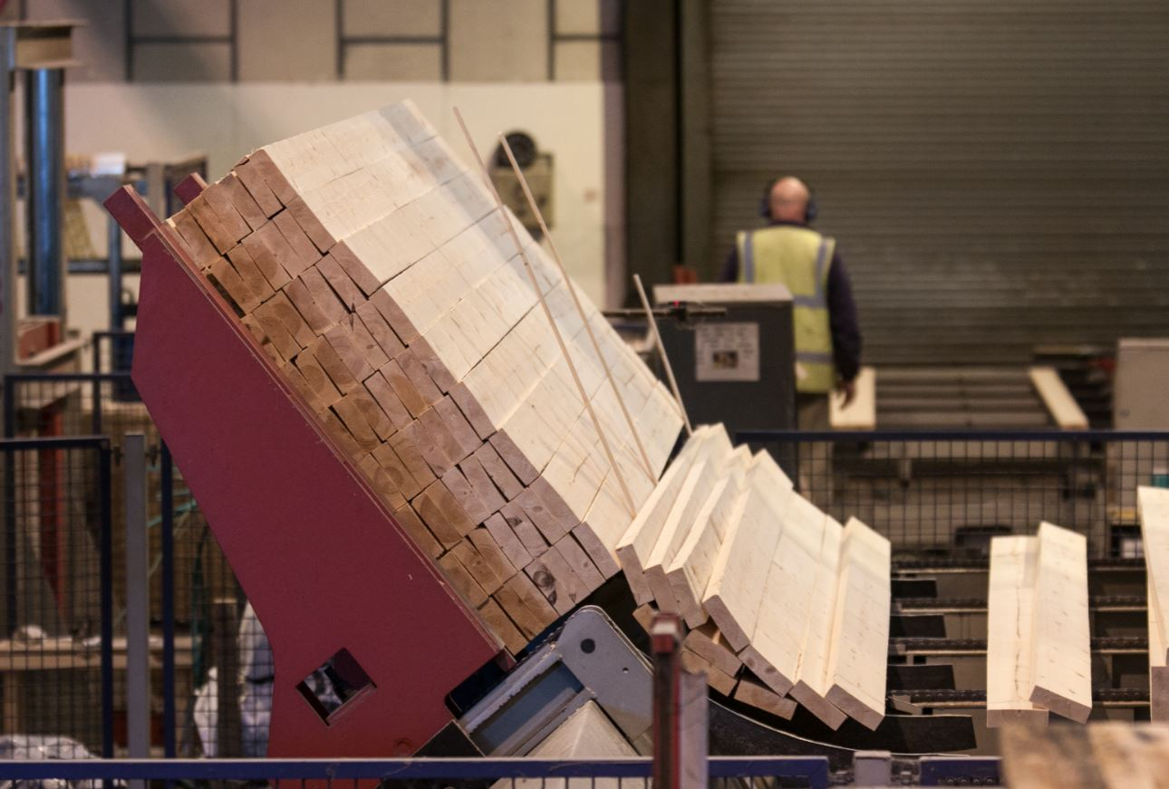 Snows invest to improve operations at Mansfield and Glastonbury Distribution Centres.