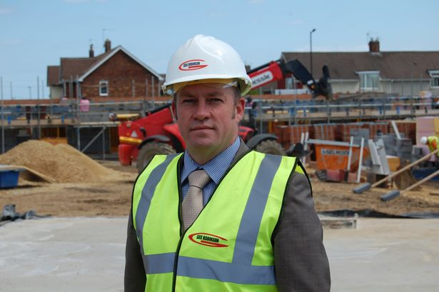 Gus Robinson Awarded Contract for Tyneside Development