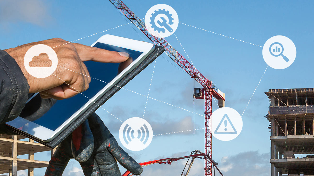 Construction Connectivity – Getting Back to Basics