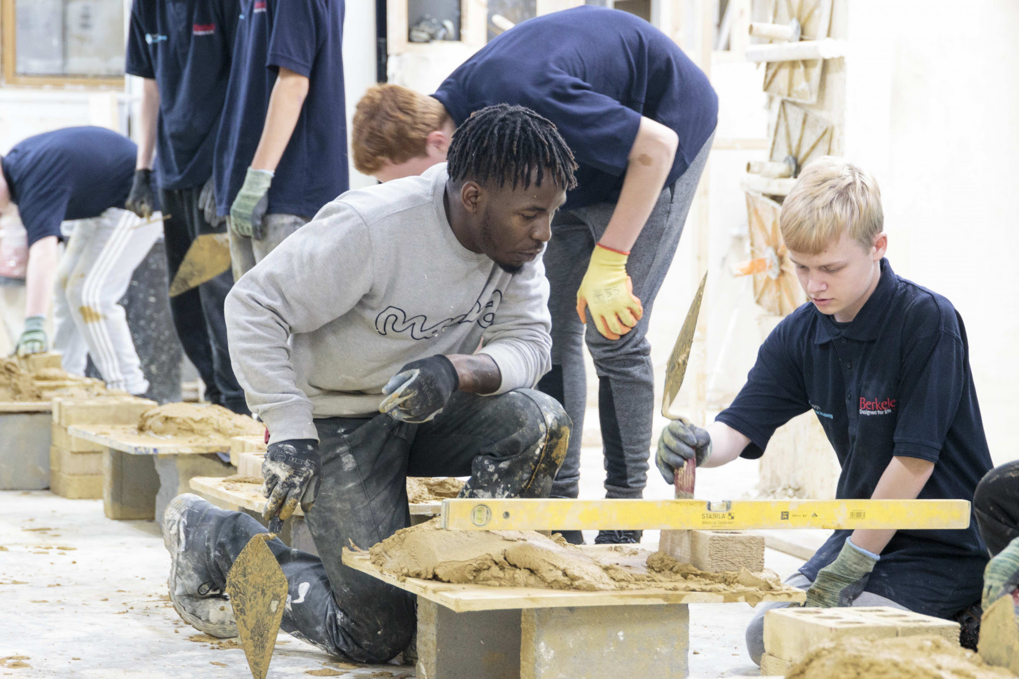 New Course Set to Inspire Young People to Choose Construction