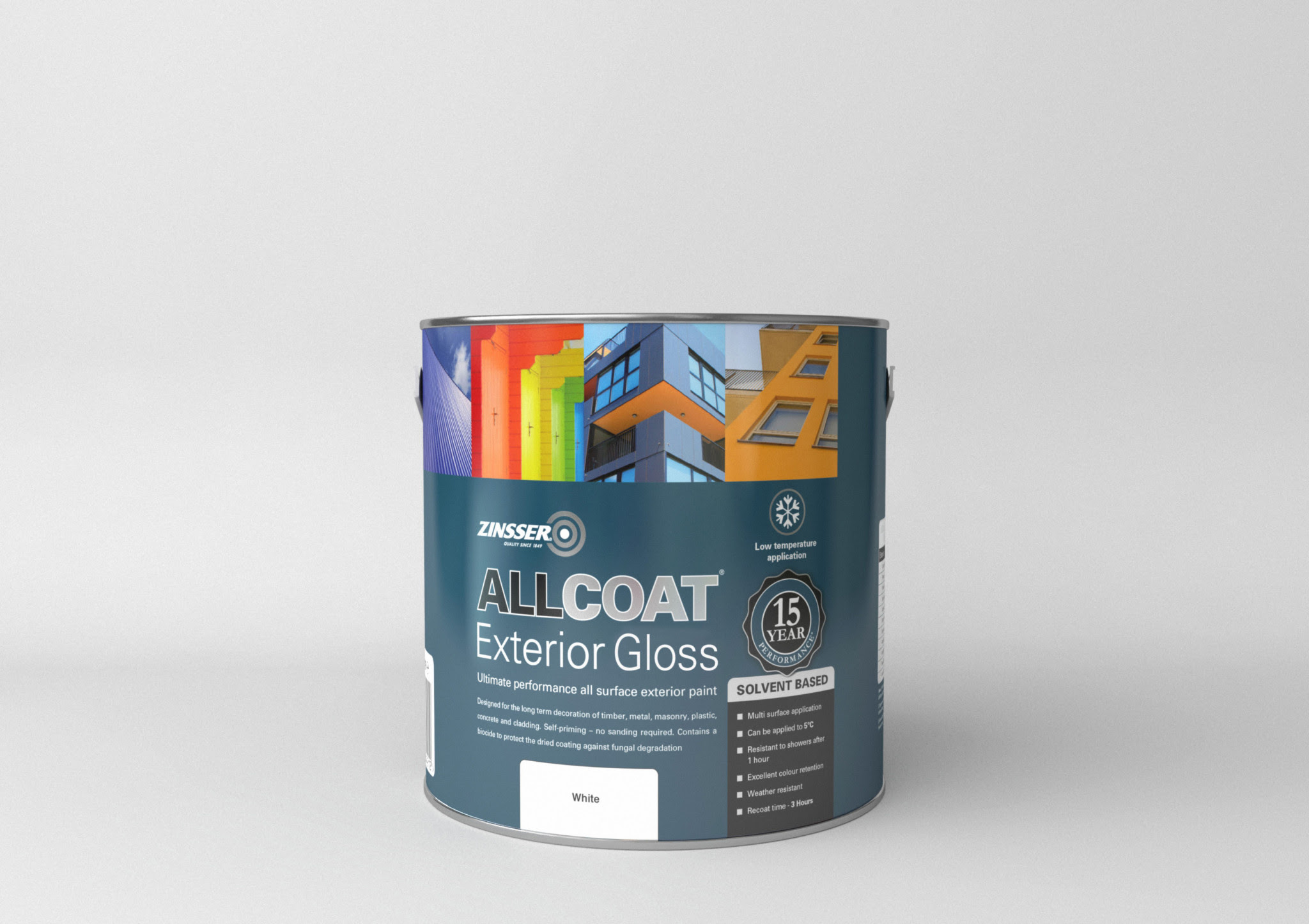 Zinsser, Perfecting Paints and Primers for 170 years