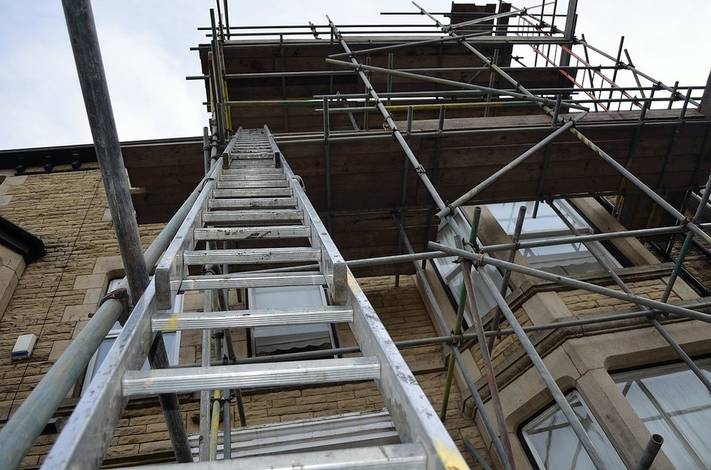 Should you be using a scaffold tower?
