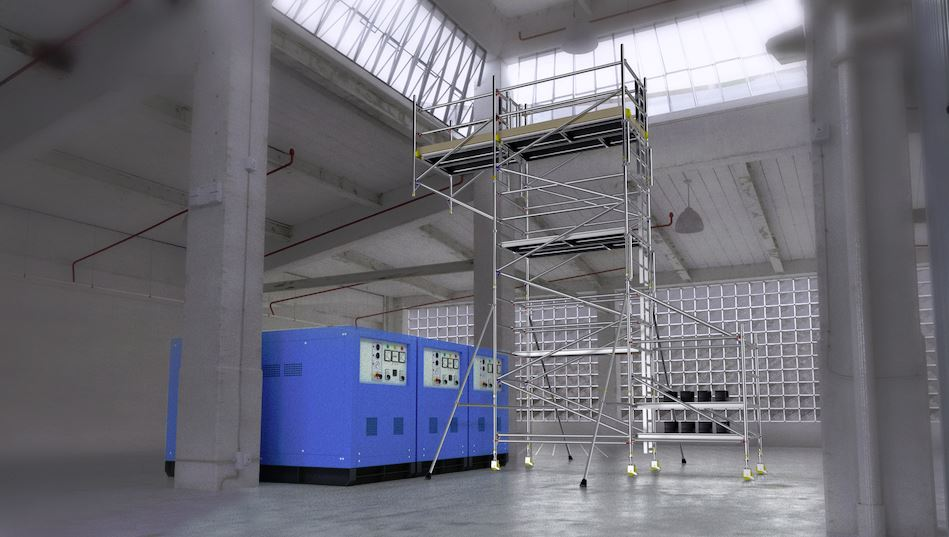 WernerCo launches new range of BoSS access solutions for the hire industry