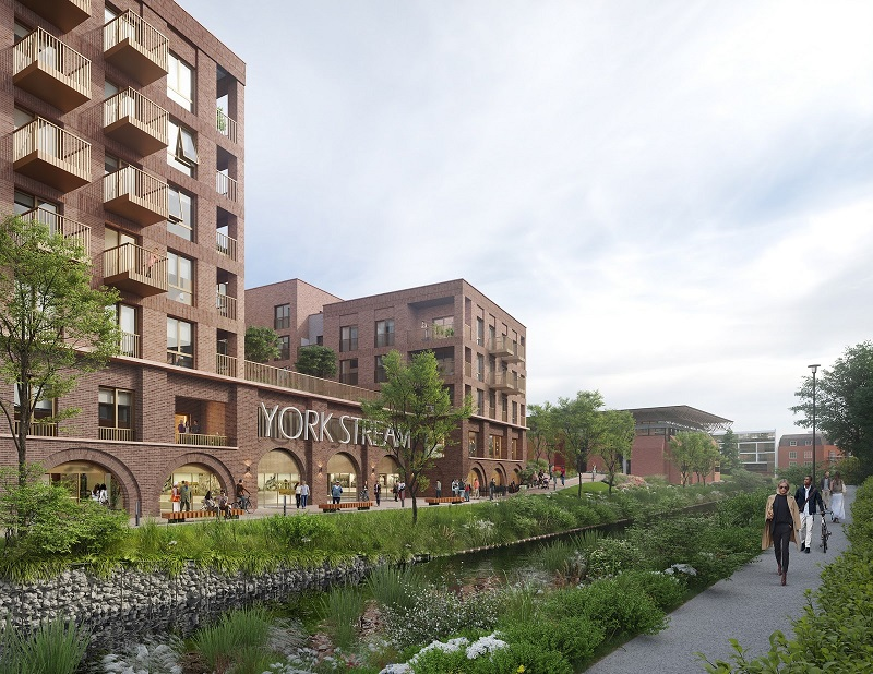 Proposal Submitted for York Road Regeneration Scheme