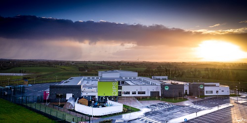 TODD Architects celebrates official opening of new Omagh IPS, the first Integrated Education Campus in Tyrone