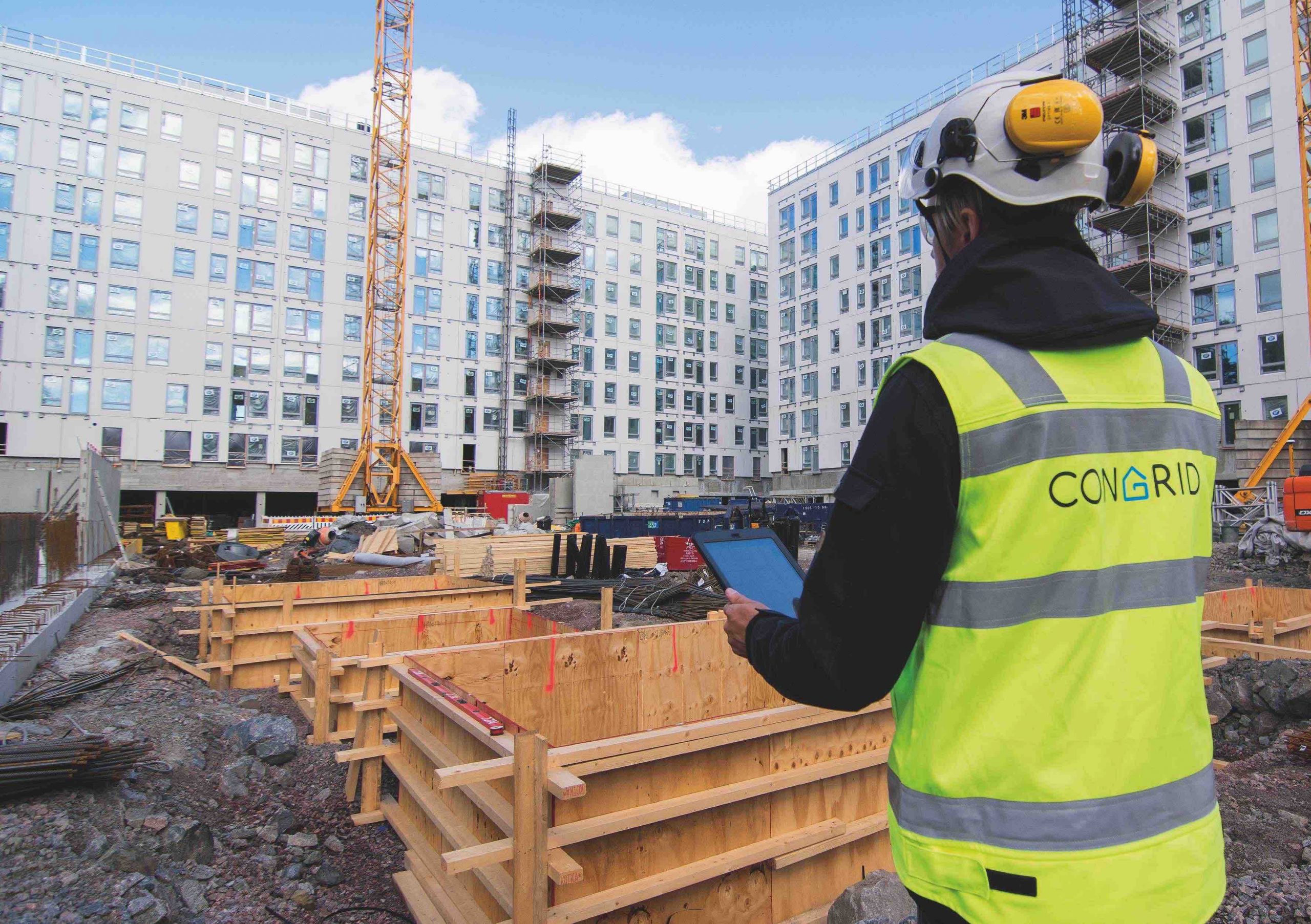 Congrid launches in the UK offering Finnish safety and quality expertise