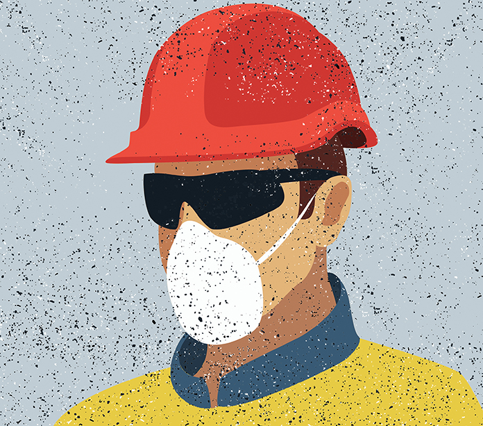 HSE INSPECTIONS TO TARGET CONSTRUCTION FIRM DUST CONTROL PRACTICE
