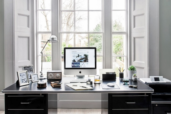 6 Tips for Designing Your Home Office
