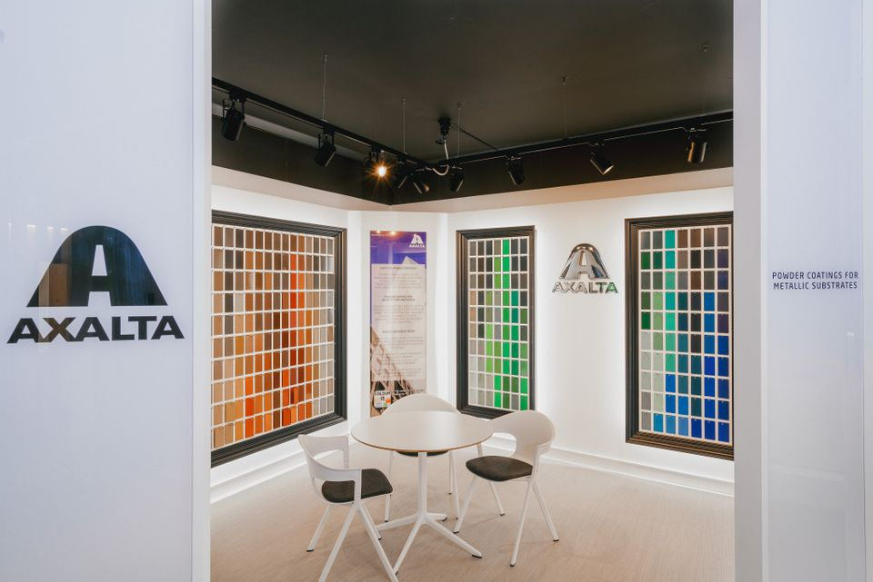 Axalta pushes the boundaries of colour with sensory experience at London Festival of Architecture