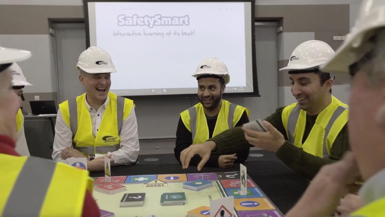Safety Smart - Health & Safety training, but not as you know it!
