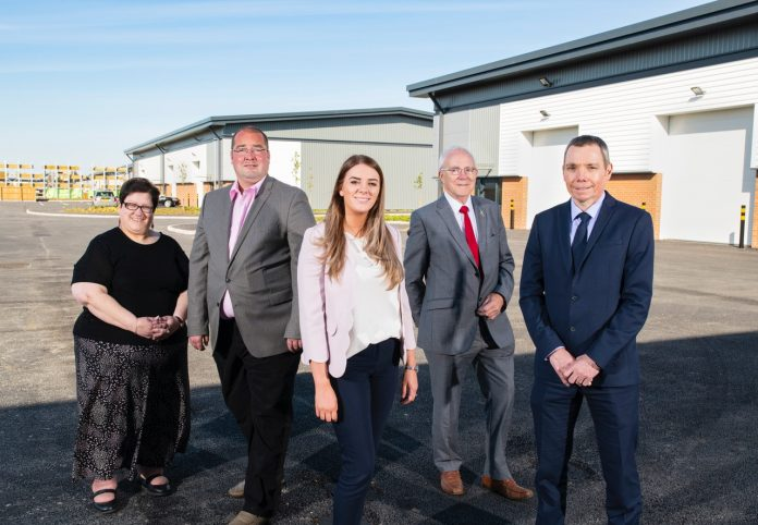 Final Phase of Industrial Scheme Completed