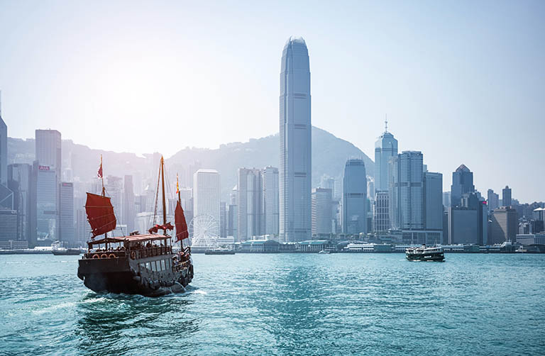 How safe is it to visit Hong Kong?