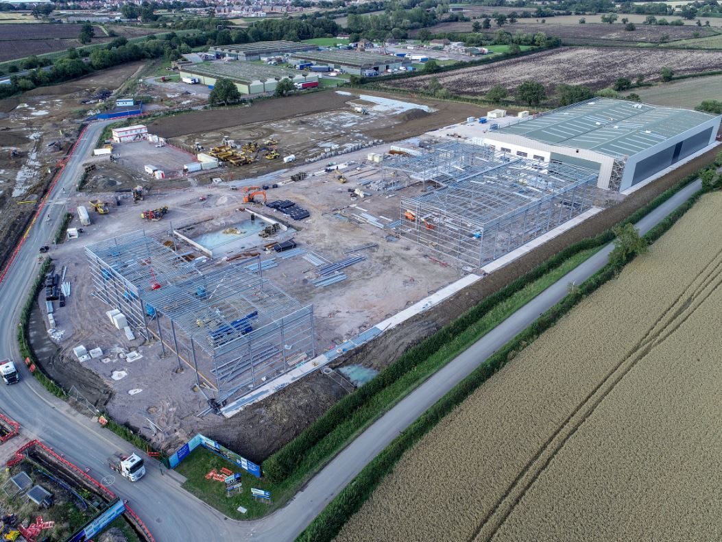 WAKEMANS ON SCHEDULE WITH PHASE ONE AT ST. MODWEN PARK GLOUCESTER