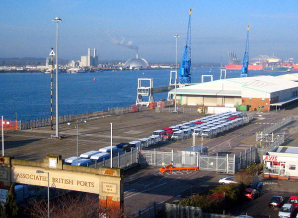 Investment Secures Future of UK Ports