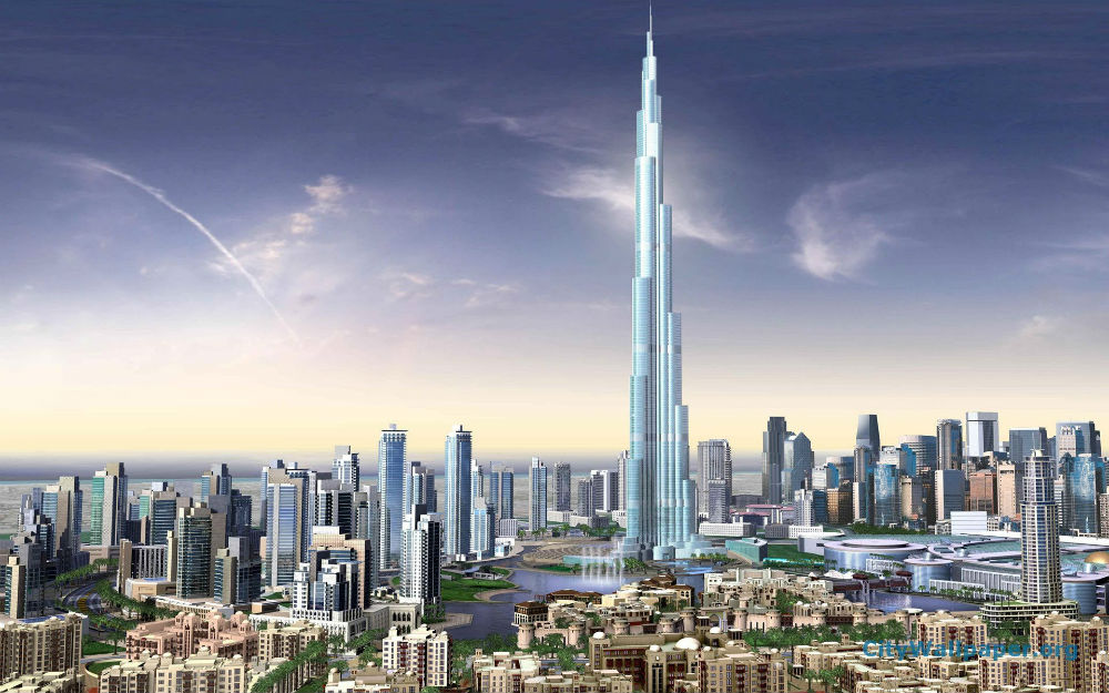 5 Incredible Buildings Currently Under Construction