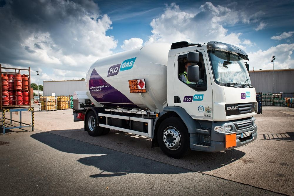 Flogas doing their bit to reduce carbon emissions with Bio-LNG Trucks