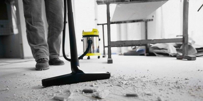 Commercial property insights: what does a post-build clean involve?