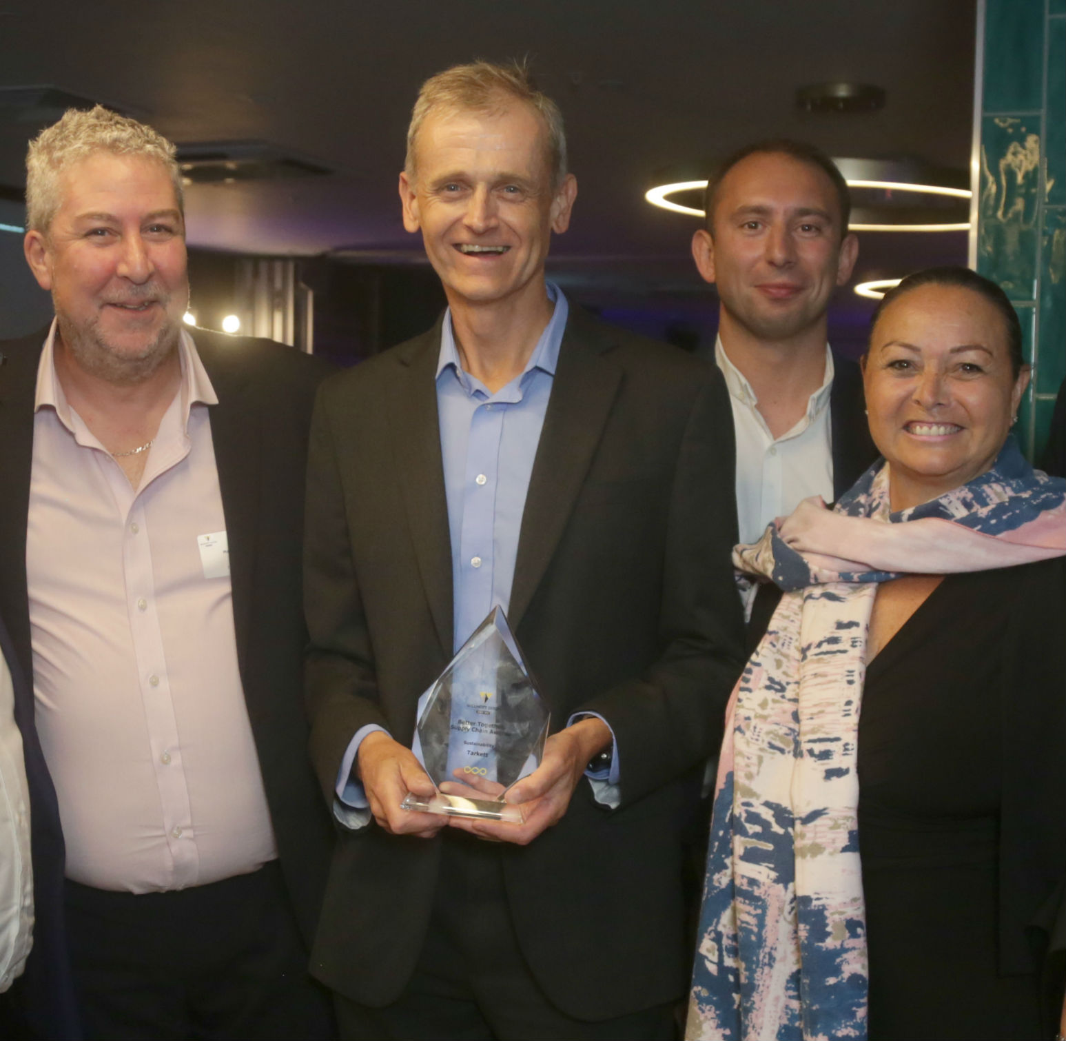 Tarkett recognised for its commitment to sustainable practices