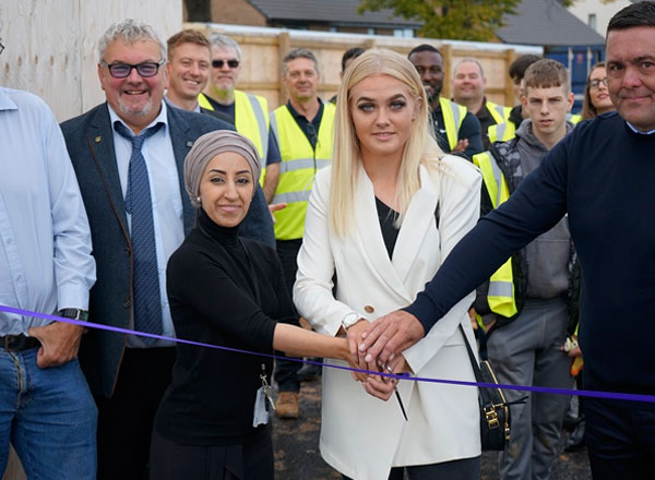 Sheffield Construction Learning Hub Launches