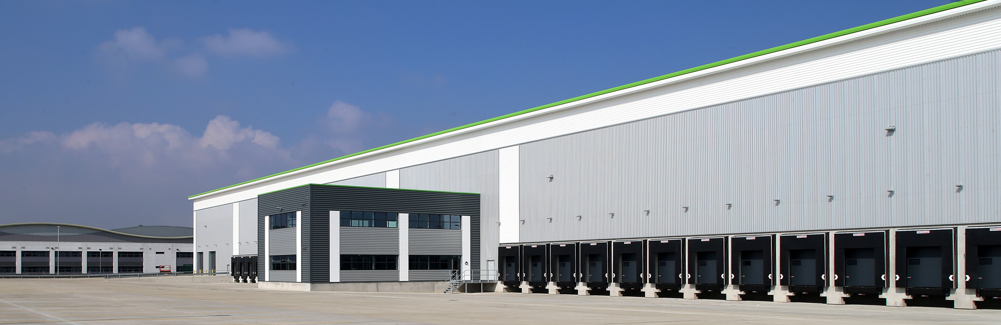 Goodman further develops Andover Business Park as key supply chain location with up to 362,000 sq ft of industrial and distribution space +